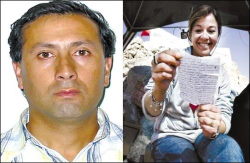 智利男子逃过8.8级地震又遇矿井坍塌