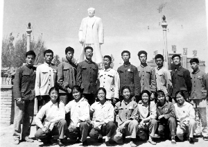 峥嵘岁月一名天津支边青年的戍边故事