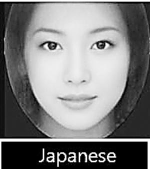 日本美女较像松岛菜菜子