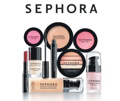 SEPHORA为美丽加分