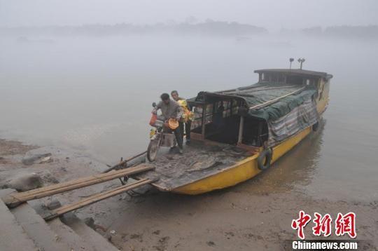 广西桂平通报沉船事故原因:货船撞翻客船