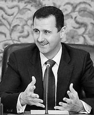 """若离开能够拯救叙利亚""""巴沙尔同意有条件辞职"""