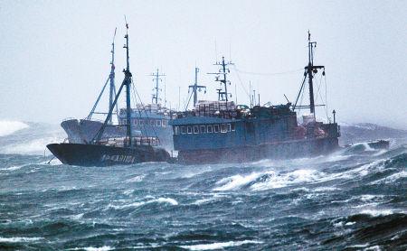 根廷击沉中国渔船_两艘中国渔船在济州岛附近沉没