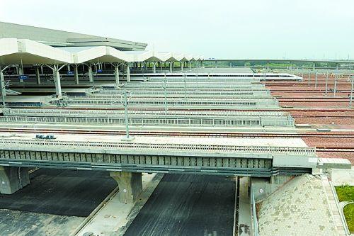 郑州新东站交通组织方案公布