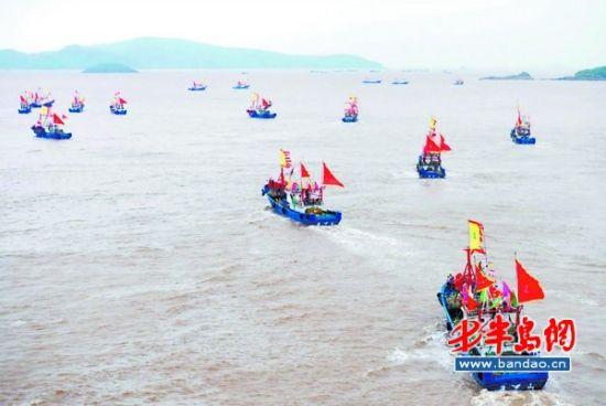 中国渔船有望今抵钓鱼岛渔政船将同步护渔