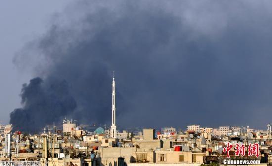 俄罗斯对西方国家可能干预叙利亚计划感到担忧