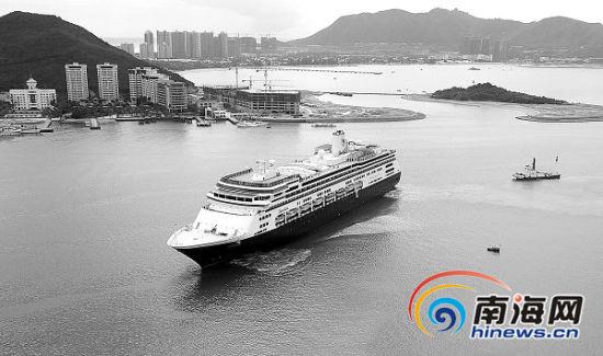 海南旅游从滨海迈向蔚蓝大海将重点发展滨海度假