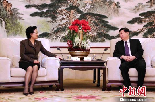李海峰:重量级华商云集山东说明山东政策环境好