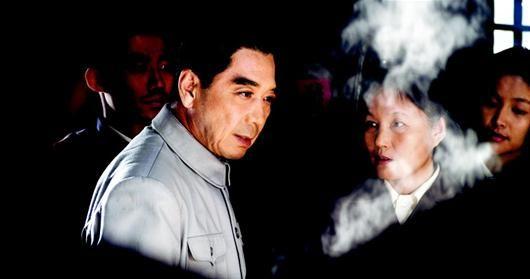 《周恩来的四个昼夜》昨在汉献映