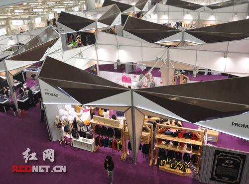 长沙香港时尚购物展启幕连续五天展300个香港潮品
