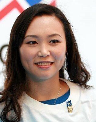 本网专访中国花滑名将、索契申奥形象大使陈露