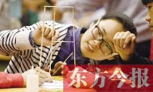 第三届河南省中学生技术设计与创新成果评选郑州举行