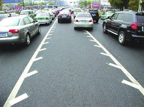 新出现的交通标志标线你都认识吗?
