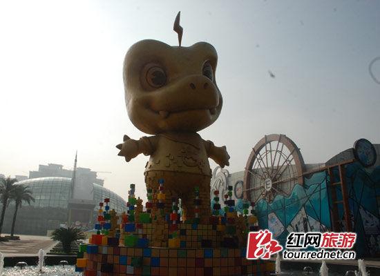 只是主题乐园 中华恐龙园靠创意跻身世界级