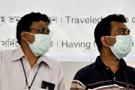 孟加拉防疫人员等乘客入境