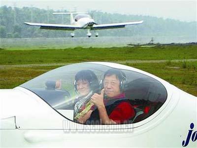 全国私人飞机拥有量将达2000架