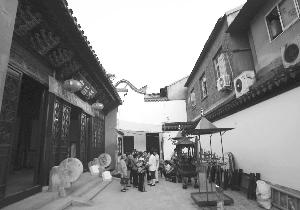 南京还有个天后宫,你知道吗?