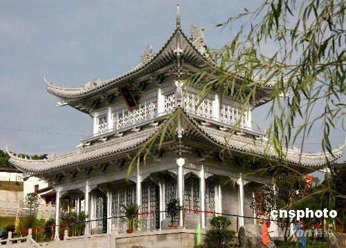湖南永兴用白银五万两造出中国第一银楼(组图)
