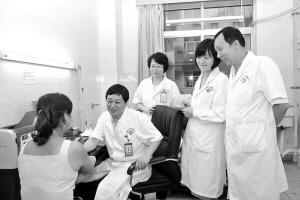 博士生导师坐诊南山医院