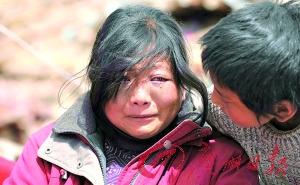 7旬老太用身体为女儿阻挡倒塌房屋遇难
