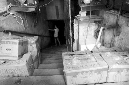 郑州部分防空洞被当仓库出租市民建议开放纳凉
