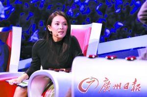 章子怡首度坐镇《最强大脑》评审席。
