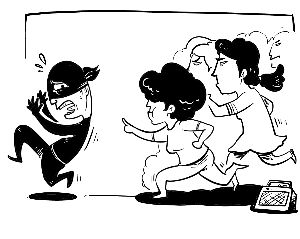 漫画 雷小露