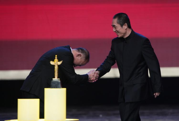 13届中国电影华表奖颁奖典礼现场