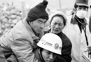 藏族男子被埋51小时后获救(组图)