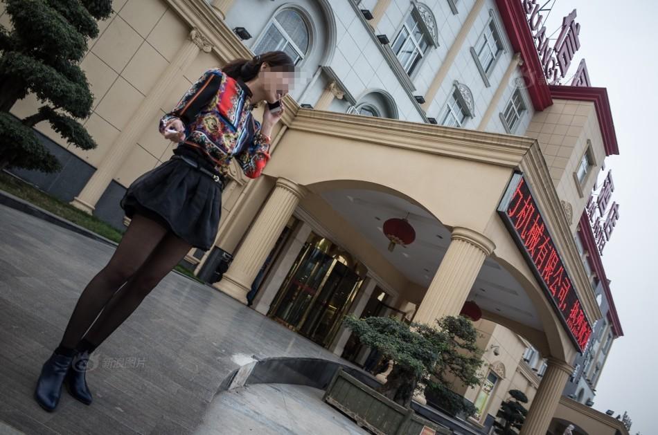 组图:探访武汉高校内涉组织卖淫酒店