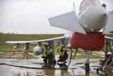英国空军台风式战斗机