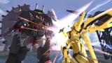 《机动战士高达SEED:战斗命运》首批游戏画面