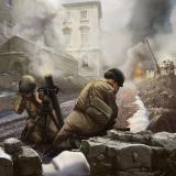 《坦克世界:将军》游戏原画