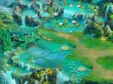 页游《苍穹之刃》游戏截图