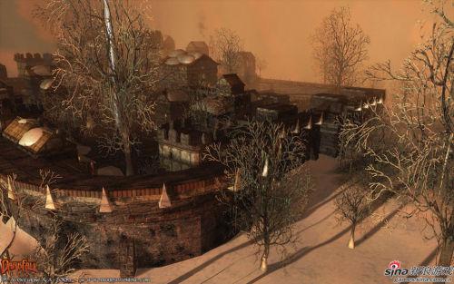 《黑暗降临》游戏截图9