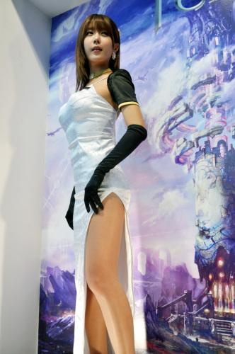 美腿如云 Gstar2010上那些腿