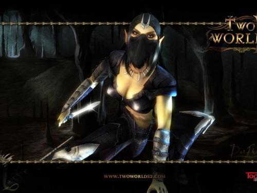 《两个世界2》高清截图