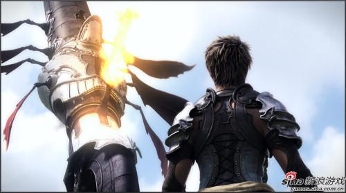 《最终幻想14》游戏CG