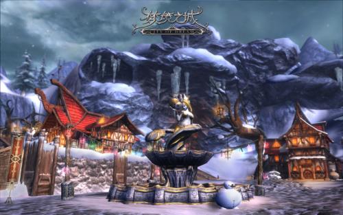 《梦境之城》游戏截图