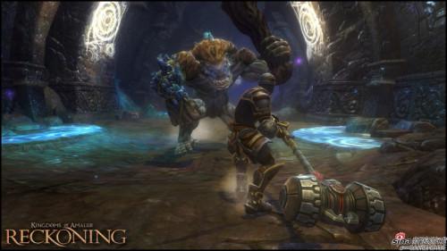 《阿玛拉王国》游戏截图