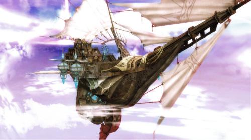 《奇迹世界2》宏伟飞船实景图