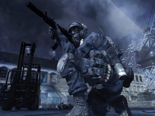 《使命召唤8:现代战争3》首批官方截图