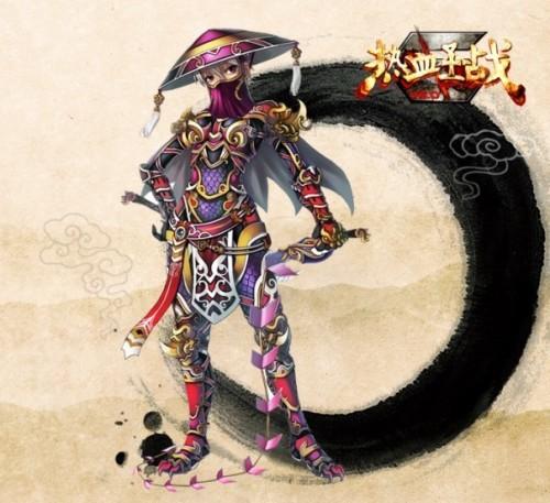 热血圣战--刺客