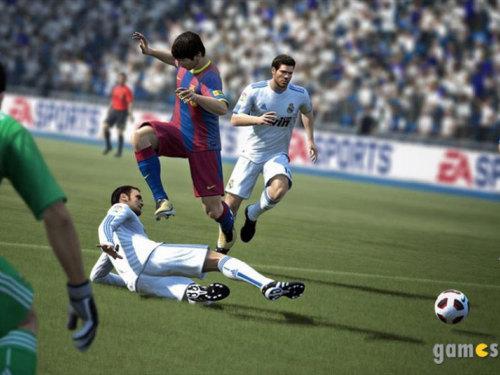 《FIFA12》新图公布