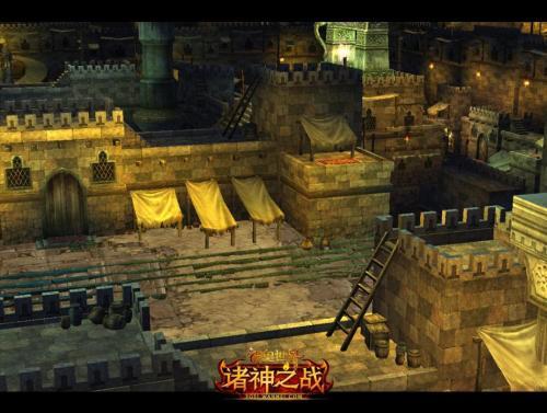 图5 遗忘之地永夜之城