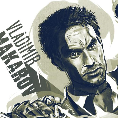 众英雄、祸首登场 《使命召唤8》主题贴画欣赏