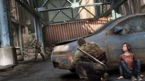《美国末日》最新截图 玩家主要敌人是人类
