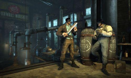 E3 2012《羞辱》最新游戏画面