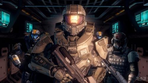 E3 2012《光环4》首批截图