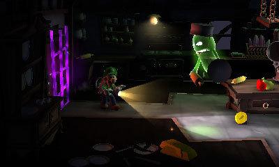 E3 2012《路易的鬼屋2》最新游戏画面